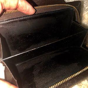Louis Vuitton Bags - Louis Vuitton brown monogram monnai Bifold Wallet